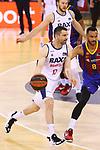 Liga ENDESA 2020/2021. Jornada: 32.<br /> FC Barcelona vs Baxi Manresa: 97-89.<br /> Rafa Martinez.