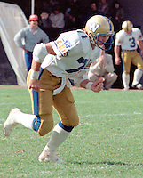 Joe Poplawski Winnipeg Blue Bombers 1983. Copyright photograph Scott Grant/
