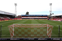 General view of Brentford FC during Brentford vs Middlesbrough, Sky Bet EFL Championship Football at Griffin Park on 8th February 2020