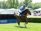 Triplekin and Brian Crowley streak to the wire in the Queens Cup.