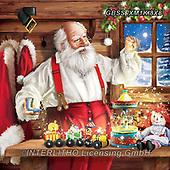 Sandra, CHRISTMAS SANTA, SNOWMAN, WEIHNACHTSMÄNNER, SCHNEEMÄNNER, PAPÁ NOEL, MUÑECOS DE NIEVE, paintings+++++,GBSSXM1K8X8,#x#