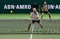 ABNAMRO World Tennis Tournament, 16 Februari, 2018, Rotterdam, The Netherlands, Ahoy, Tennis, Filip Krajinovic (SRB), Mate Pavic (CRO) / Oliver Marach (AUT)<br /> <br /> Photo: www.tennisimages.com