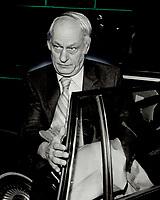 1980 FILE PHOTO - ARCHIVES -<br /> <br /> Rene Levesque: Quebec premier urges court action to stop Ottawa's coup d'etat.<br /> <br /> 1980<br /> <br /> PHOTO :  Frank Lennon - Toronto Star Archives - AQP