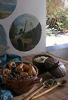 Afrique/Afrique de l'Ouest/Sénégal/Basse-Casamance : Boulettes de poisson aux patates douces - Recette de Marie-Claire et Bayel M'Ballo