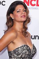 PASADENA, CA, USA - OCTOBER 10: Andrea Navedo arrives at the 2014 NCLR ALMA Awards held at the Pasadena Civic Auditorium on October 10, 2014 in Pasadena, California, United States. (Photo by Celebrity Monitor)