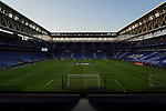 28th June 2020; RCDE Stadium, Barcelona, Catalonia, Spain; La Liga Football, Real Club Deportiu Espanyol de Barcelona versus Real Madrid; Picture show RCDE Stadium