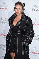 Frankie Essex<br /> arriving for the Float Like a Butterfly Ball 2019 at the Grosvenor House Hotel, London.<br /> <br /> ©Ash Knotek  D3536 17/11/2019