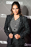 India Martinez attends to the award ceremony of the VIII edition of the Cosmopolitan Awards at Ritz Hotel in Madrid, October 27, 2015.<br /> (ALTERPHOTOS/BorjaB.Hojas)