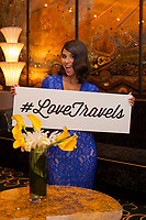 Marriott #LoveTravels Hispanic Campaign Shoot – Diane Guerrero at The Ritz Carlton, South Beach, onThursday, May, 06, 2015 in Miami Beach, Florida.Photo by Jesus Aranguren / AP Images for GREY