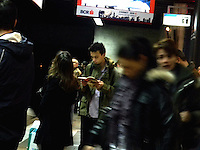2011-BUCAREST / TRANSPORTS EN COMMUN : PORTRAITS