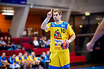 Tom Wolf (HSG Konstanz #10) beim Spiel HSG Konstanz – HBW Balingen-Weilstetten beim BGV Handball Cup 2020.<br /> <br /> Foto © PIX-Sportfotos *** Foto ist honorarpflichtig! *** Auf Anfrage in hoeherer Qualitaet/Aufloesung. Belegexemplar erbeten. Veroeffentlichung ausschliesslich fuer journalistisch-publizistische Zwecke. For editorial use only.