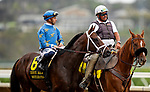 JULY 24, 2021: Smooth Like Strait and Umberto Rispoli at the Eddie Read Stakes at the Del Mar Fairgrounds in Del Mar, California on July 24, 2021. Evers/Eclipse Sportswire/CSM