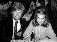 Parker Stevenson and Brooke Shields 1978<br />