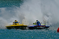 """Frame 23: Andrew Tate, H-300 """"Pennzoil"""", Donny Allen, H-14 """"Legacy 1""""       (H350 Hydro)"""