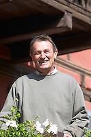 Andre Pfister owner dom pfister dahlenheim alsace france