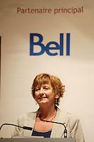 Montreal (QC) CANADA - June 14 2011 -  - Madeleine Chenette