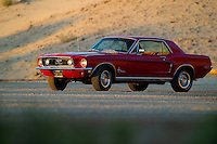 1968 Ford Mustang (Clark's L)