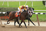 Dreaming of Julia, ridden by John Velazquez, wins the 65th running of the Frizette Stakes (GI) for 2-year olds fillies, going 1 mile at Belmont Park, Elmont, New York.  TrainerTodd Pletcher  Owner Stonestreet Stables.