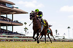 JULY 21: bowies Hero with Flavien Prat wins the Eddie Read Stakes at Del Mar Thoroughbred Club in Del Mar, California on July 21, 2019. Evers/Eclipse Sportswire/CSM