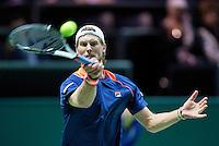 Februari 11, 2015, Netherlands, Rotterdam, Ahoy, ABN AMRO World Tennis Tournament, Andreas Seppi (UKR)<br /> Photo: Tennisimages/Henk Koster