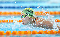 Sophie Pascoe, 50m Butterfly PARA. Session 2 of the AON New Zealand Swimming Champs, National Aquatic Centre, Auckland, New Zealand. Tuesday 6 April 2021 Photo: Simon Watts/www.bwmedia.co.nz