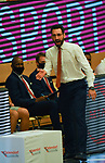 13.11.2020, RASTA Dome, Vechta, GER, easy Credit-BBL, RASTA Vechta vs s. Oliver Würzburg, im Bild<br /> Thomas PÄCH / PAECH (Rasta Vechta #Headcoach #Coach )<br /> Foto © nordphoto / Rojahn