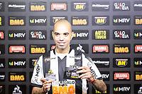 Belo Horizonte (MG) 16.02.20, Atlético MG-Caldense - Apresentação de Diego Tardelli - partida entre Atlético-MG e Caldense, válida pela 6a rodada do Campeonato Mineiro, no Estadio Mineirão em Belo Horizonte, MG, neste domingo (16)