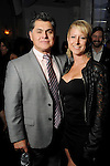 Kristina and Carlos Sandoval at the Married to Medicine Houston premier party at VrSi Thursday Nov. 10, 2016.(Dave Rossman photo)