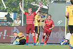 GER - Mannheim, Germany, May 27: During the men semi-final match between Rot-Weiss Koeln and Harvestehuder THC at the Final4 tournament May 27, 2017 at Am Neckarkanal in Mannheim, Germany. (Photo by Dirk Markgraf / www.265-images.com) *** Local caption *** Tom GRAMBUSCH #15 of Rot-Weiss Koeln