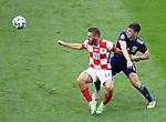 23.06.2021 Croatia v Scotland follow ups: Kieran Tierney and Nikola Vlasic