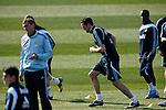 Madrid (11/03/10).-Entrenamiento del Real Madrid..Cristoph Metzelder...© Alex Cid-Fuentes/ ALFAQUI..Madrid (11/03/10).-Training session of Real Madrid c.f..Cristoph Metzelder...© Alex Cid-Fuentes/ ALFAQUI.