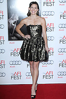 """HOLLYWOOD, CA - NOVEMBER 12: Bonnie Bentley at the AFI FEST 2013 - """"Lone Survivor"""" Premiere held at TCL Chinese Theatre on November 12, 2013 in Hollywood, California. (Photo by David Acosta/Celebrity Monitor)"""