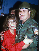 Ruth Buzzi Sergeant Slaughter, 1986 Photo By John Barrett/PHOTOlink