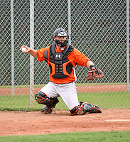 Matt Wieters / Surprise Rafters 2008 Arizona Fall League ..Photo by:  Bill Mitchell/Four Seam Images