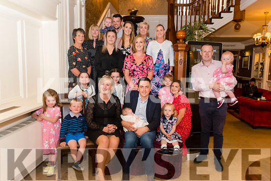 James and Siobhan Carolan from Rathmore celebrated christening of their daughter Kate Eileen surrounded by friends and family in the International Hotel, Killarney last Saturday.