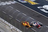 Verizon IndyCar Series<br /> Rainguard Water Sealers 600<br /> Texas Motor Speedway, Ft. Worth, TX USA<br /> Saturday 10 June 2017<br /> Ryan Hunter-Reay, Andretti Autosport Honda Conor Daly, A.J. Foyt Enterprises Chevrolet<br /> World Copyright: Michael L. Levitt<br /> LAT Images