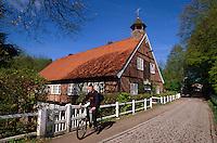 Deutschland, Hamburg, Kupfermühle im Duvenstedter Brook