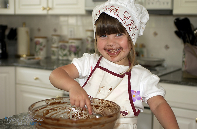 Baking is Child's Play