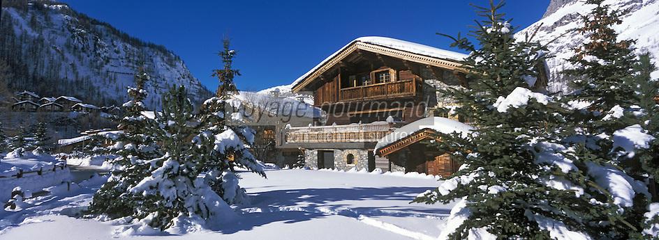 Europe/France/73/Savoie/Val d'Isère: Chalet de la sation