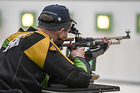 Tokyo 2020 - shooting / Glen McMurtrie<br /> 2019 World Shooting Para Sport Champions <br /> Sydney International Shooting Centre<br /> Saturday 12 Oct 2019 Paralympics Australia<br /> © STL / Jeff Crow / Paralympics Australia