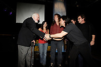 April 10 2006, Montreal (QC) CANADA<br /> <br /> Tribute to Raymond Levesque at Musimax<br /> Photo : (c) 2006 Pierre Roussel