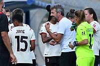 11th September 2021;  Mirko Fersini Stadium, Rome, Italy ; Serie A Womens championship football, Lazio versus Milan ; Milan trainer Maurizio Ganz
