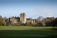 Scottish Baronial in all its glory, designed by James Wardrop, 1864-68
