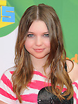 Sammi Hanratty attends The 24th Annual Kids' Choice Awards held at USC's Galen Center in Los Angeles, California on April 02,2011                                                                               © 2010 DVS / Hollywood Press Agency