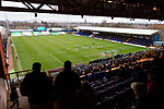 View from The Cheadle End. Stockport County v Barnet, 07032020. Edgeley Park, National League. Photo by Paul Thompson.