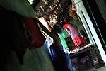INDIA (West Bengal - Calcutta) - A sex worker in her quarter. Kolkata, India- Arindam Mukherjee