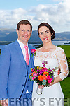 Gillian Scannell Macroom and Tony Mahony Knocknagree who were married in a civil ceremony in the Aghadoe Heights Hotel on Friday, Witnesses were Aidan O'Mahony and Fiona Hurley, flower girls were Triona, Sinead addn Aine Hurley, and Ciara Mahony, page boy was Niall MAhony
