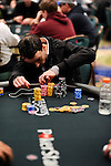 Wayne Bentley is the chip leader at the end of Day 1A of the 2010 PCA Main Event