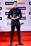 Real Madrid player Cristiano Ronaldo attends to the photocell of the Marca Awards 2015-2016 at Florida Park in Madrid. November 07, 2016. (ALTERPHOTOS/Borja B.Hojas)