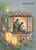 Giacomo, HOLY FAMILIES, paintings, BRTOCH11016,#XR# Weihnachten, Navidad, illustrations, pinturas
